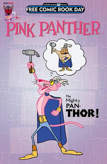 <em>The Pink Panther</em>