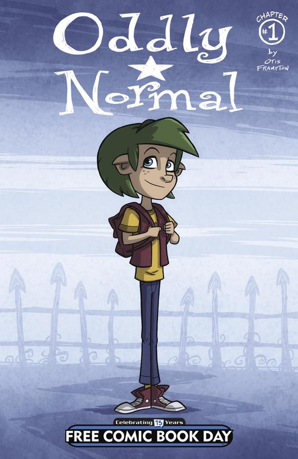 <em>Oddly Normal</em>