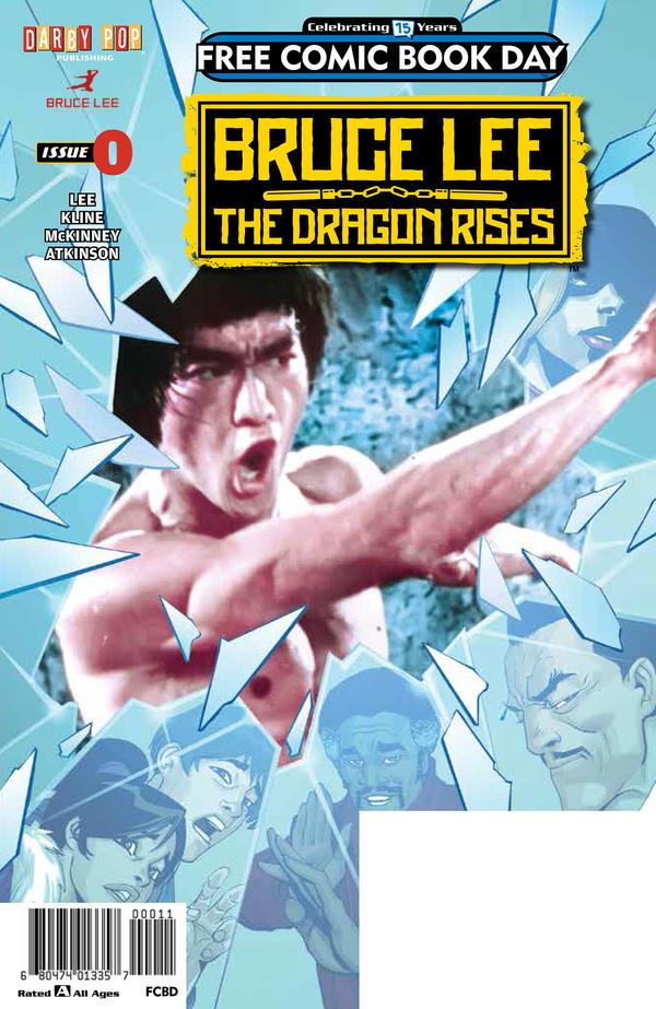 <em>Bruce Lee: The Dragon Rises</em>