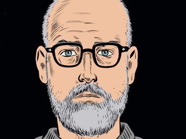 Daniel Clowes' other books include <em>Mr. Wonderful</em>, <em>The Death-Ray</em> and <em>Wilson</em>.