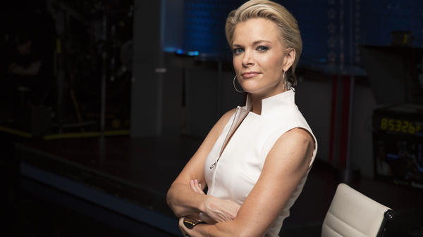 Fox aired an interview with anchor Megyn Kelly and apparent GOP presidential nominee Donald Trump on Tuesday night.