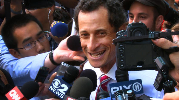 A new documentary follows the 2013 mayoral campaign of former Rep. Anthony Weiner.
