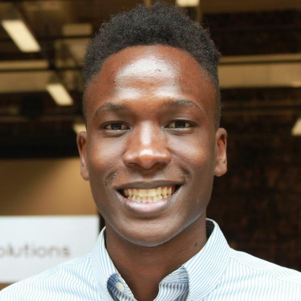 Konje Machini was chosen to be one of the commencement speakers at the University of Chicago's graduation in June.