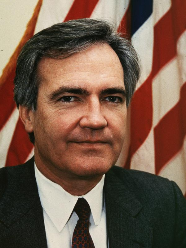 White House Deputy Counsel Vince Foster in the first year of the Clinton administration. His suicide in 1993 led to a rash of speculation and conspiracy theories.