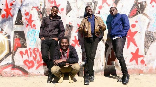 Songhoy Blues.