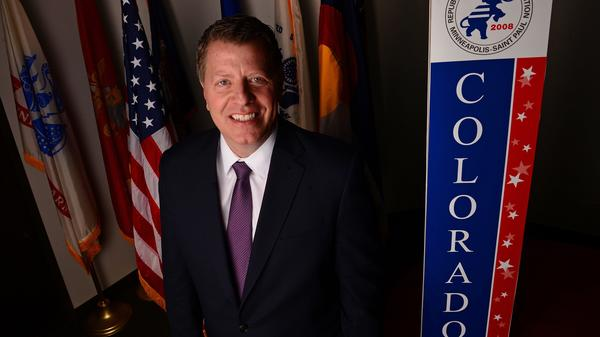 "Colorado GOP Chairman Steve House is one of 29 unbound delegates who recently announced their support for Donald Trump, getting the candidate to the ""magic number"" needed to clinch the Republican nomination."