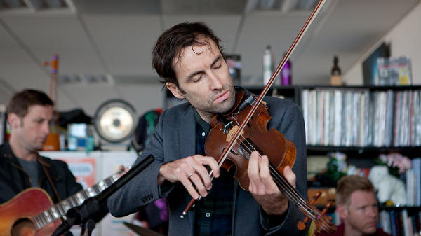 Tiny Desk Concert with Andrew Bird.