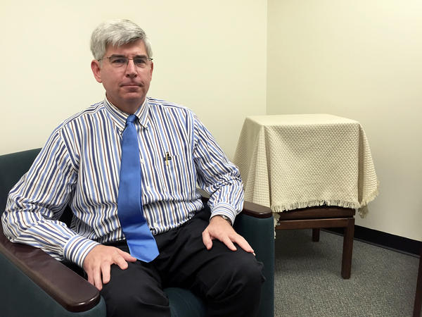 Dr. James Gill, Connecticut's chief medical examiner, says the opioid crisis has made accidental drug overdose a much more common cause of death in his state. His office is even running out of room to store bodies, he says.