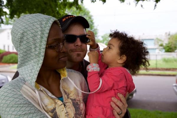 <p>A blood test showed 1-year-old Silver Shaheed McIntosh had more than twice the amount of lead in her body that Oregon considers the threshold for lead poisoning.</p>