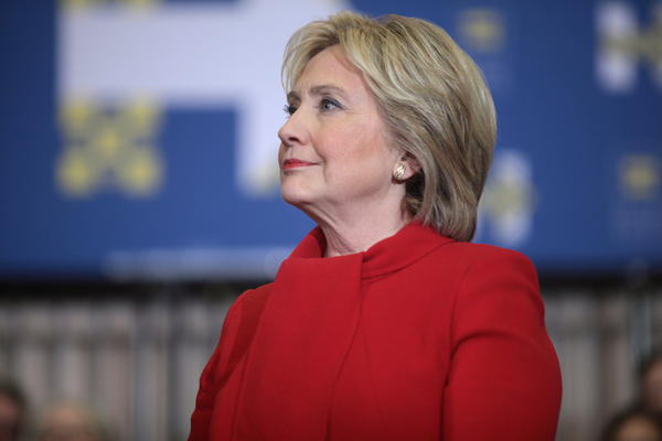 Hillary Clinton says she could win Texas in the upcoming election.