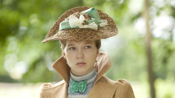 Célestine (Léa Seydoux) in <em>Diary of a Chambermaid.</em>