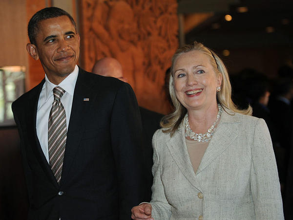 President Obama, seen in 2011, endorsed Hillary Clinton for president on Thursday.