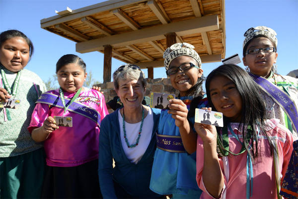On a visit to the the Spokane Indian Tribe Thursday U.S. Interior Secretary Sally Jewell said changes under the Indian Child Welfare Act, or ICWA, close some long-standing loopholes in the law.