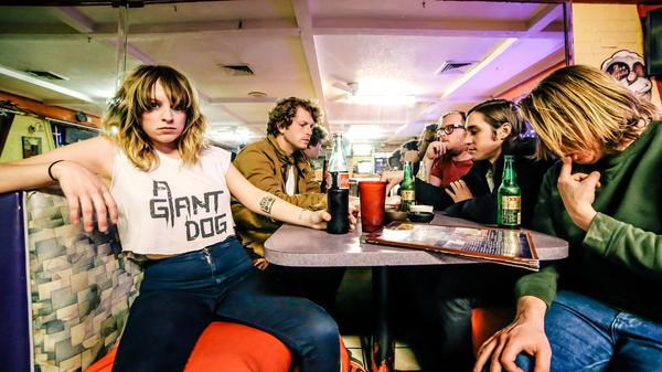 """KUTX in Austin, Texas, loves A Giant Dog's new song """"& Rock & Roll."""""""