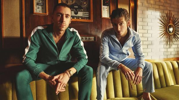 The Last Shadow Puppets.