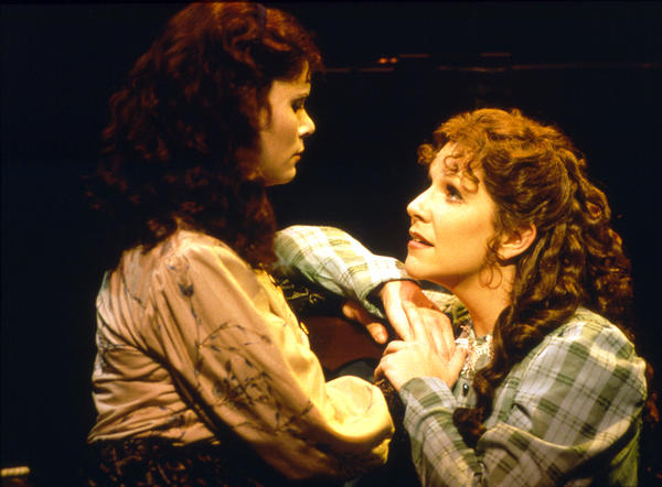 Houston Grand Opera gave the world premiere of Mark Adamo's <em>Little Women </em>(based on the Louisa May Alcott book) in 1998 and revived it the following season. A young Joyce DiDonato (right) played the part of Meg, with Stephanie Novacek as Jo.