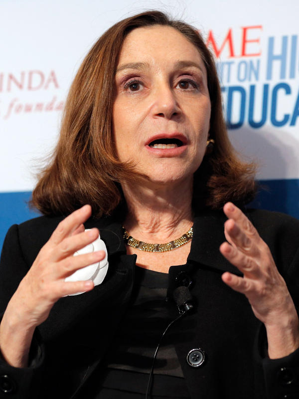 "Sherry Turkle is <a href=""http://www.mit.edu/~sturkle/"" target=""_blank"">director</a> of the MIT Initiative on Technology and Self."