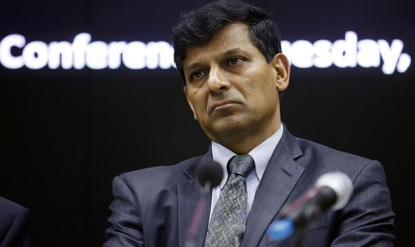 Reserve Bank of India (RBI) Governor Raghuram Rajan.
