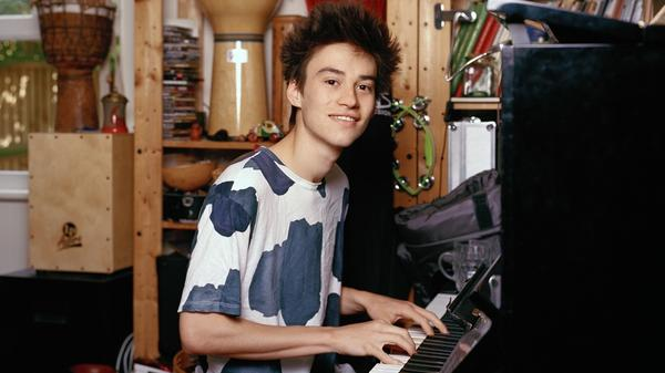 Jacob Collier.