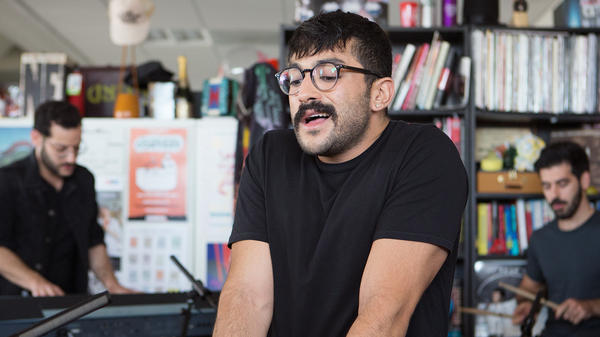 Tiny Desk Concert with Mashrou' Leila.