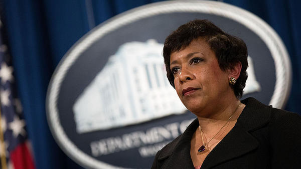 Attorney General Loretta Lynch said she discussed family, golf and travel with Bill Clinton — not ongoing Justice Department investigations.