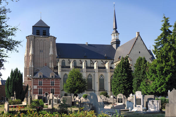 St. Dymphna Church in Geel, Belgium, has for centuries drawn people seeking help for relatives with mental disorders.
