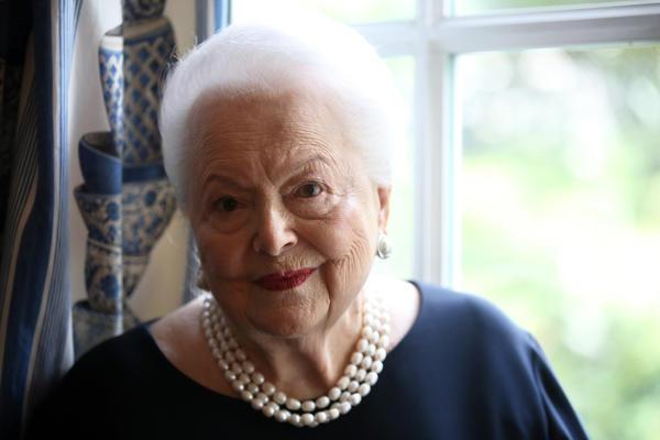 Olivia de Havilland — the last surviving cast member from <em>Gone with the Wind — </em>turns 100 on July 1.