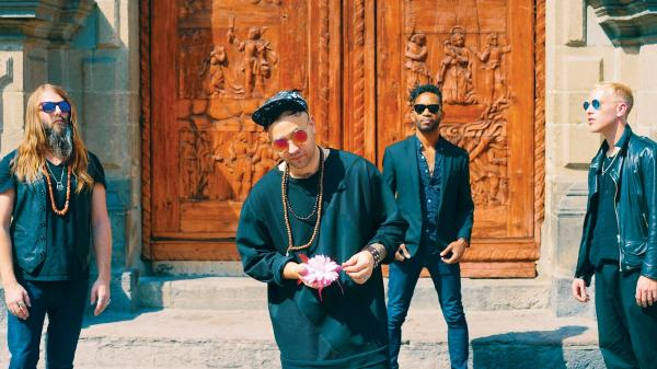 """Unknown Mortal Orchestra's song """"First World Problem"""" is featured on this week's episode of <em>Metropolis</em>."""