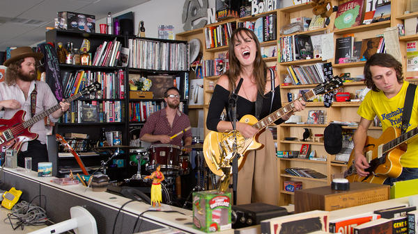 Tiny Desk Concert with Valley Queen.