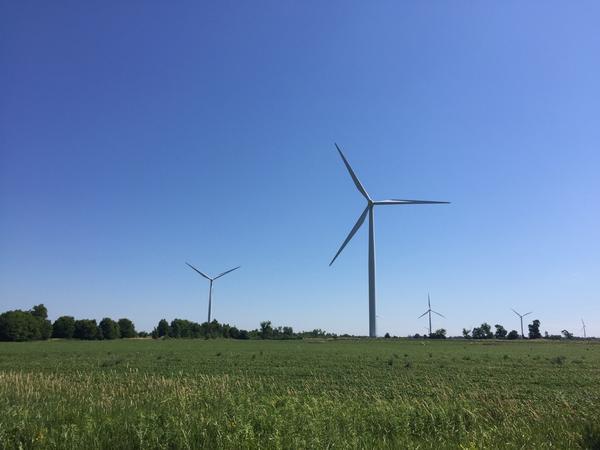 Wolfe Island Wind Farm