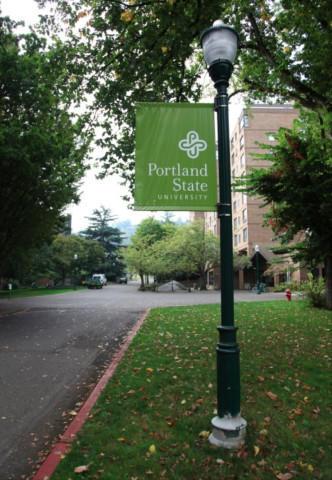 <p>Portland State University</p>