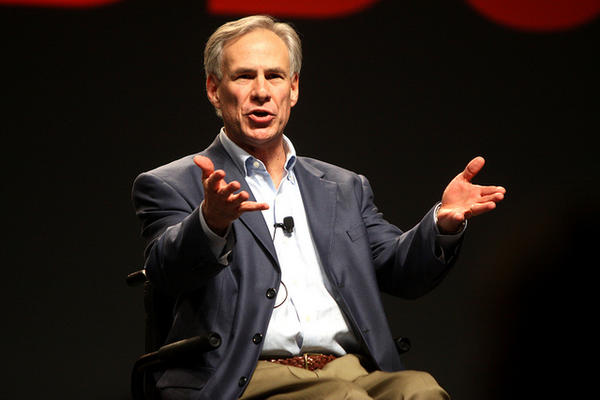 Gov. Greg Abbott isn't too happy with New York's business recruitment ads.