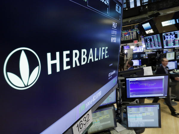 Shares of Herbalife rose after the Federal Trade Commission's decision, and the company says it's ready to move on.
