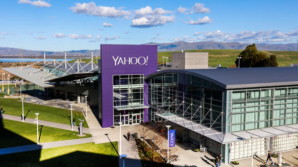 After considering other offers, Yahoo agreed to be acquired by Verizon for $4.8 billion.