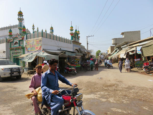 Feudal traditions govern much of life in the towns and villages of south Punjab.