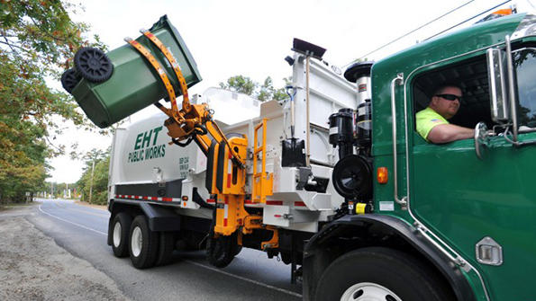 Manchester joins several Northeastern cities in getting automated trash pick-up including Nashua, Springfield, Mass. and Wilmington, Mass.