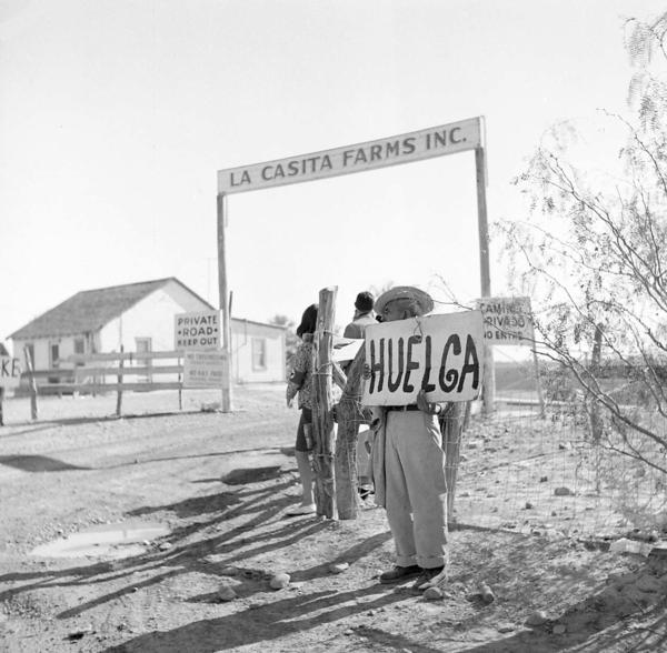 The strike of melon field workers in South Texas' Starr County began in the summer of 1966 and lasted for about 90 days. It was the first movement by the National Farm Workers' Association (later the United Farm Workers) in Texas.
