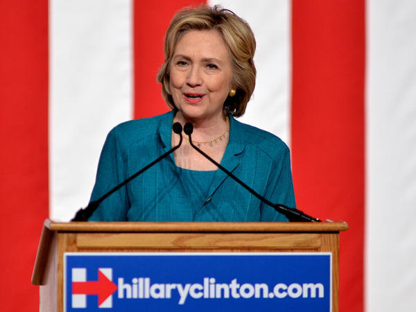 Democratic presidential candidate Hillary Clinton was ordered by a federal judge to answer written questions about her use of a private email server while secretary of state. The ruling means she will not sit in a formal deposition.