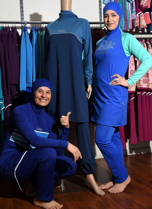 """Dozens of French cities and towns have banned the full-body swimwear. Cannes Mayor David Lisnard has called the burkini a """"symbol of Islamist extremism."""""""
