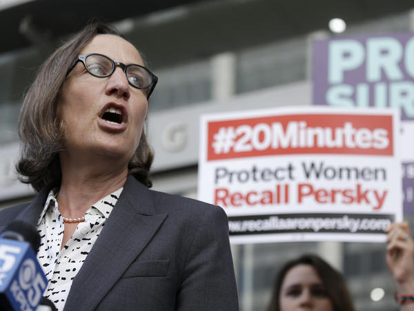 Stanford law professor Michele Dauber has spearheaded a campaign to recall Judge Persky.
