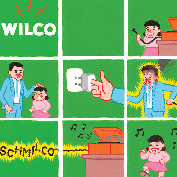 Wilco's latest album, <em>Schmilco</em>, is out Sept. 9.