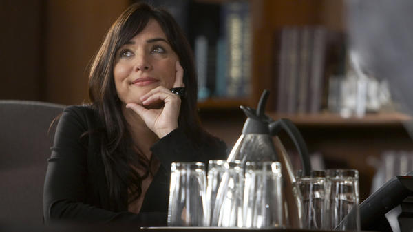 "Pamela Adlon plays Marcy Runkle on Showtime's <em>Californication</em>. This season, her character is going through what she describes as a ""sexual renaissance."""