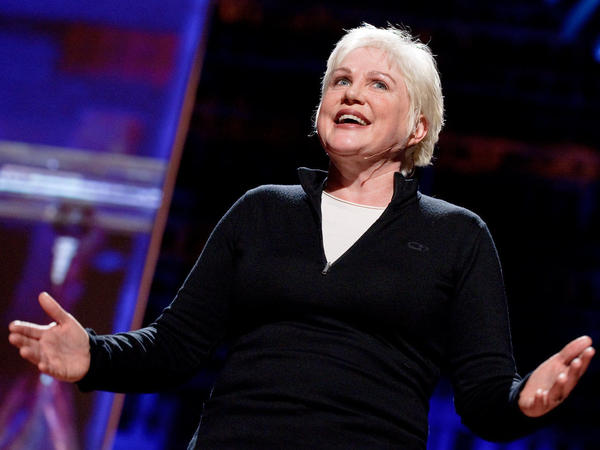 """I think some people do know how to do it!  I wasn't one of those people."" — Julia Sweeney"