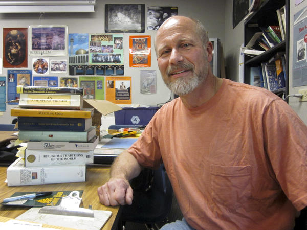 Rick Young is leaving his job at Daniel C. Oakes, a school outside Denver, after 25 years because he says the paperwork became overwhelming.