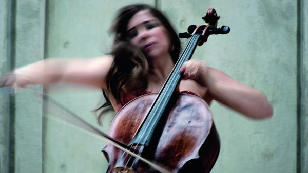Alisa Weilerstein plays the world premiere of a new cello concerto by Matthias Pintscher with the Boston Symphony Orchestra March 24.