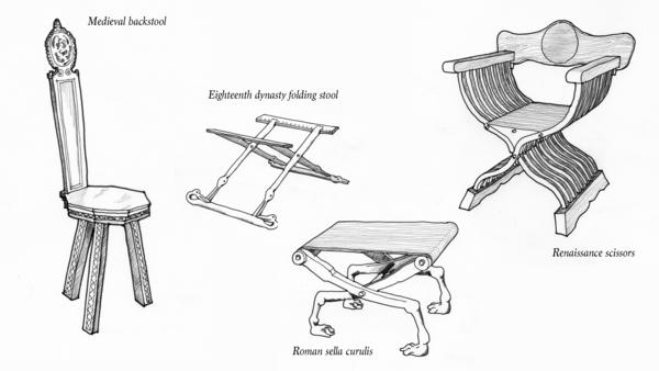 In his book <em>Now I Sit Me Down, </em>architect Witold Rybczynski explores centuries of chair design; look no further than right underneath you for interesting trends in design, culture and social values.