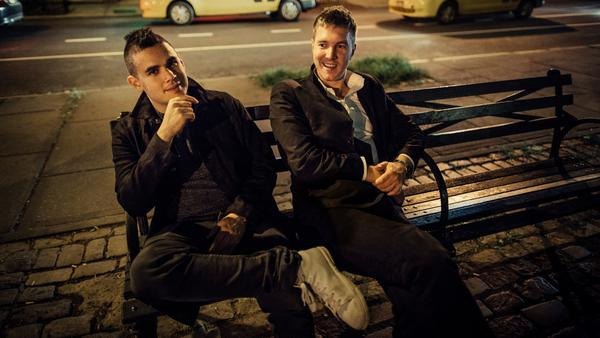 Hamilton Leithauser + Rostam's new album, <em>I Had A Dream That You Were Mine</em>, comes out Sept. 23.