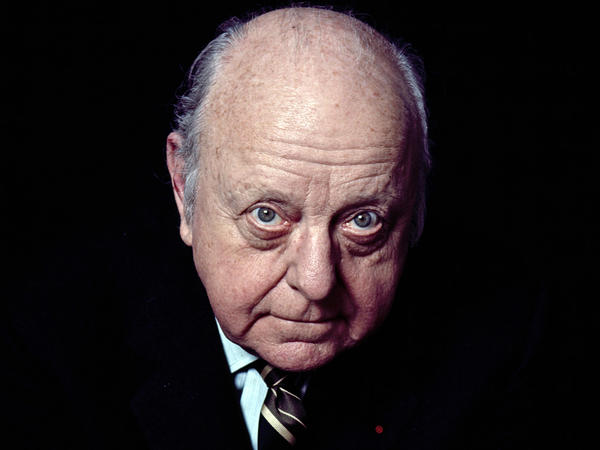 Pulitzer Prize-winning composer and celebrated critic Virgil Thomson, photographed in 1972. The Library of America has brought out a second volume of his writings on music.