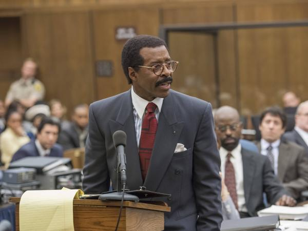 Courtney B. Vance in <em>The People v. OJ Simpson</em>.