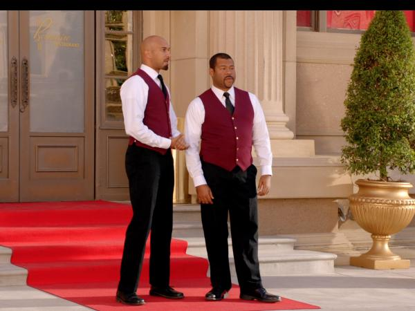 Keegan Michael-Key and Jordan Peele in <em>Key & Peele</em>.